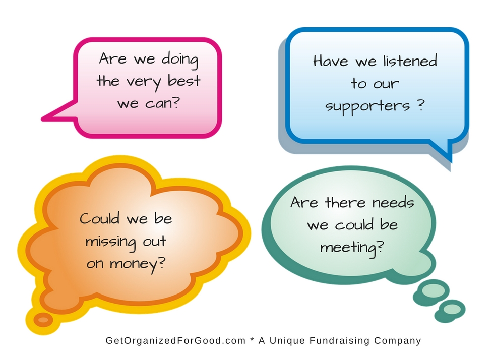 Fundraising Questions You Should Be Asking