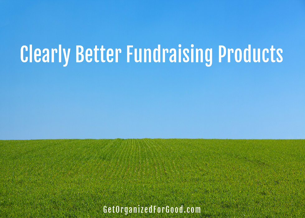 Why Our Fundraising Products Are Better